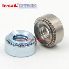 Aço Inoxidável Auto Clinching Nut Fornecedor com Preço de Fábrica