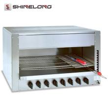 Horno de salamandra FCS-18 de buena calidad para salamandra de equipo de cocina de restaurante y hotel