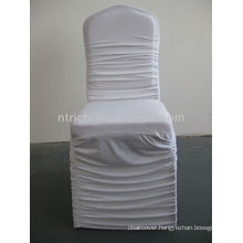 chair covers wedding machine washable,Lycra/Spandex chair cover with sash for wedding and banquet