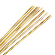 Gas Welding Copper Brazing Tin Brass CuZn40Sn Brass Welding Rod Wire
