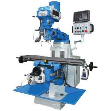 X6336 Air Power Drawbar high precision Universal Radial dual-purpose vertical horizontal turret milling machine