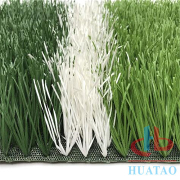 PE rumput sintetis lunak Football Artificial Grass