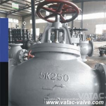 Handwheel Operated Bronze Flanged Ends Cast Marine Globe Valve