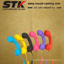 Rubber Painting, Phone Accessories, Fashion Color Surface Treatment (STK-S--25)
