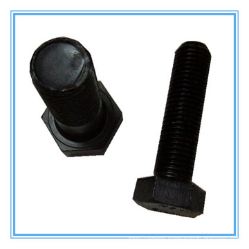 DIN558 Black Finish Hex Head Bolt -Product Grade C
