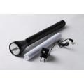 Lanterna Unbreakable poder superior CREE LED militar lanterna (5D)