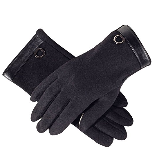 Electric shock gloves