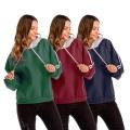 casual wear top sale hoodie women