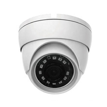 Visão nocturna análoga da abóbada AHD CVI TVI CVin 4in1 do metal da câmera do CCTV do diodo emissor de luz de SMD