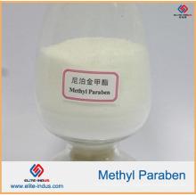 Conservante de alta calidad de aditivos alimentarios Parabeno de metilo