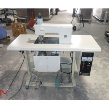 Ultrasonic Lace Sewing Making Machine