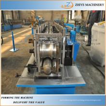 Aço rolo obturador porta fria formando linha / rolo obturador porta máquina / persiana slat porta rolo formando máquina