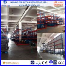 Горячая распродажа для тяжелого складского оборудования Очень узкий проход (VNA) Стеллаж / полка