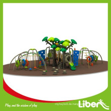 China Großer Freizeitpark im Freien Spielplatz mit Kletterbau