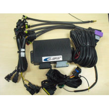 LPG CNG ECU set, included harness, micro-switch, Temperature Sensor, map sensor