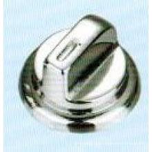Botão de liga de zinco para fogão a gás