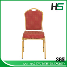 Ergonomic hotel luxury dining chair