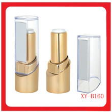 Fashion Gold Lipstick Case con espejo