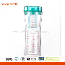 Großhandel Tee Infuser Gläser Doppelwand Cup