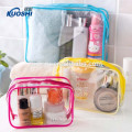 insulated pvc cosmetic toiletry bag manufacture