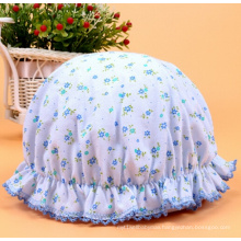 Newborn Baby Printed Knitted Round Summer Hat