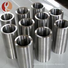 tube de tungstène de haute qualité prix par kg