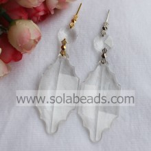 Cheapest 28*61mm Acrylic Beading Lamp Garland Pendant