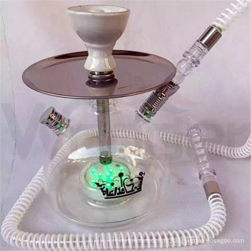New Type Acrylic Hookahs with Pipe