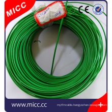 MICC 24AWG SS braided PFA coated thermocouple wire high grade