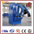 Cartridge filters fume removing system portable dust collector