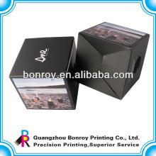 Caja de cartón de embalaje pequeña con especificación
