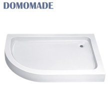 Duschtasse mit Basis Quarz Solid Surface