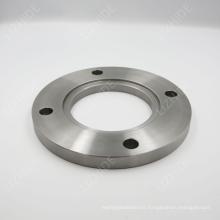 Brida de placa de acero al carbono con certificado ISO