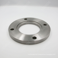 Flange de chapa de aço carbono com certificado ISO