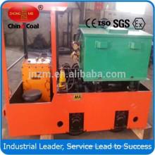 locomotive électrique alimentée par batterie