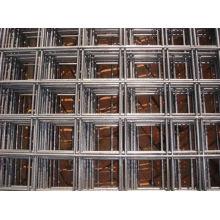 Panel de alambre soldado con malla de refuerzo / punto