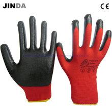 Защитные средства Защитные перчатки с защитой от нитрила (NS016)