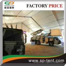 Structure extérieure en aluminium Exposition militaire Tentes