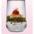 Chu Shui Fu Rong Green Blooming Tea EU Standard