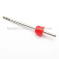 Custom made cnc and automatic lathe metal heating threaded rods