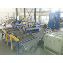 PE PP Woven Bag Washing Recycling Machine