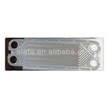 GEA NT350S associés plaque inox 316L et le joint d'échangeur à plaques