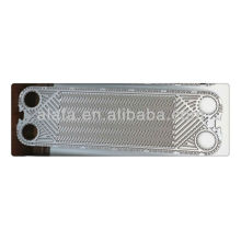GEA NT350S related 316L plate and gasket for plate heat exchanger