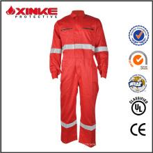 traje de caldera de construcción profesional de alto grado