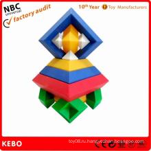 Строительные блоки Развивающие игрушки