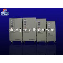 SVC(TNS-9KVA) Three-phase High-precision Automatic AC Servo Motor Type Copper Coil Voltage Stabilizer