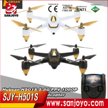Hubsan H501S X4 5.8G FPV rc brushless With 1080P HD Camera GPS H501S Hubsan
