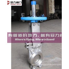 Stainless Steel Wafer Knife Gate Valve