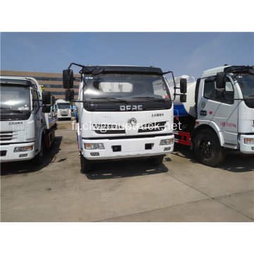 Moteur diesel Dongfeng mini 4x2 Dung camion d'aspiration