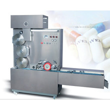 Double colors automatic capsule printing machine